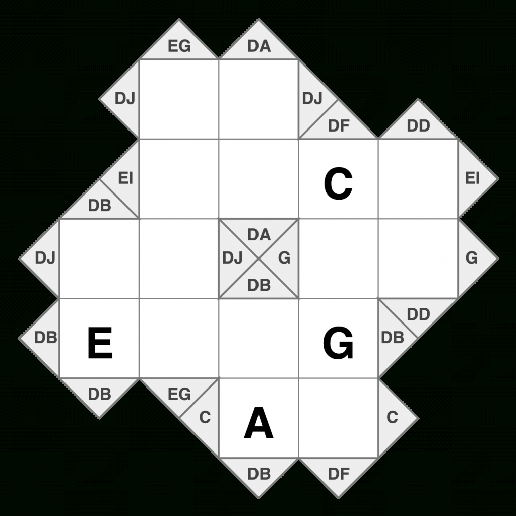 Krypto Kakuro Puzzleskrazydad | Printable Sudoku By Krazydad