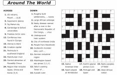 Large Print Crosswords Magazine – Lovatts Crossword Puzzles Games | Printable Sudoku Crossword