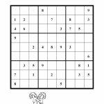 Large Print Sudoku Christmas 180 Easy To Hard Puzzles: | Etsy | Printable Sudoku 4 Per Page