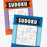 Large Print Sudoku Super Sudoku Puzzle Book – Book Png Download | Printable Sudoku Book Free Download