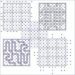 Loco Sudoku | Printable Crazy Sudoku