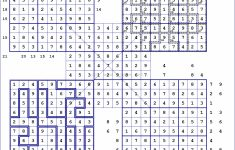 Printable Loco Sudoku