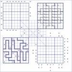 Loco Sudoku | Printable Triple Sudoku Puzzles