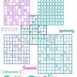 Loco Sudoku | Puzzles | Sudoku Puzzles, Puzzle, Crossword | Printable Multi Sudoku Puzzles