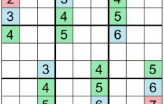 Mathematics Of Sudoku – Wikipedia | Printable Sudoku Solutions