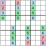 Mathematics Of Sudoku – Wikipedia | Sudoku Printable 3X3
