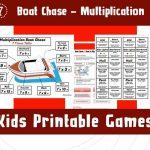 Maths Games / Kids Printable Games/ Printable Instant | Etsy | Printable Sudoku For Ks2