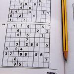 Medium Printable Sudoku Puzzles 6 Per Page – Book 1 – Free Sudoku | Printable Sudoku 6 Per Page Hard