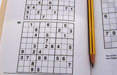 Printable Sudoku Book