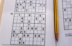 Printable Sudoku One Per Page