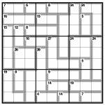 Observer Killer Sudoku | Life And Style | The Guardian | Printable Killer Sudoku