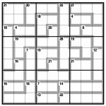 Observer Killer Sudoku | Life And Style | The Guardian | Printable Killer Sudoku Easy