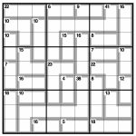 Observer Killer Sudoku | Life And Style | The Guardian | Printable Usa Today Sudoku Puzzles