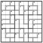 Observer Killer Sudoku | Life And Style | The Guardian | Sudoku Printable Australia