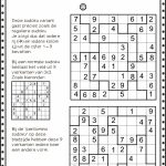 Pentomino Sudoku | Crazy For Suduko | Classroom Games, Flipped | Printable Crazy Sudoku