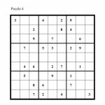 Printable Large Print Classic Sudoku Puzzles 120 Puzzles | Etsy | Printable Sudoku 2 Per Page Mild