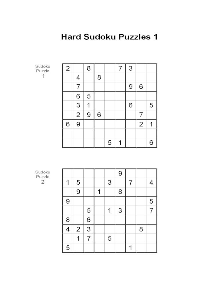 Printable Sudoku Blank Forms | Sudoku 9981 Printable