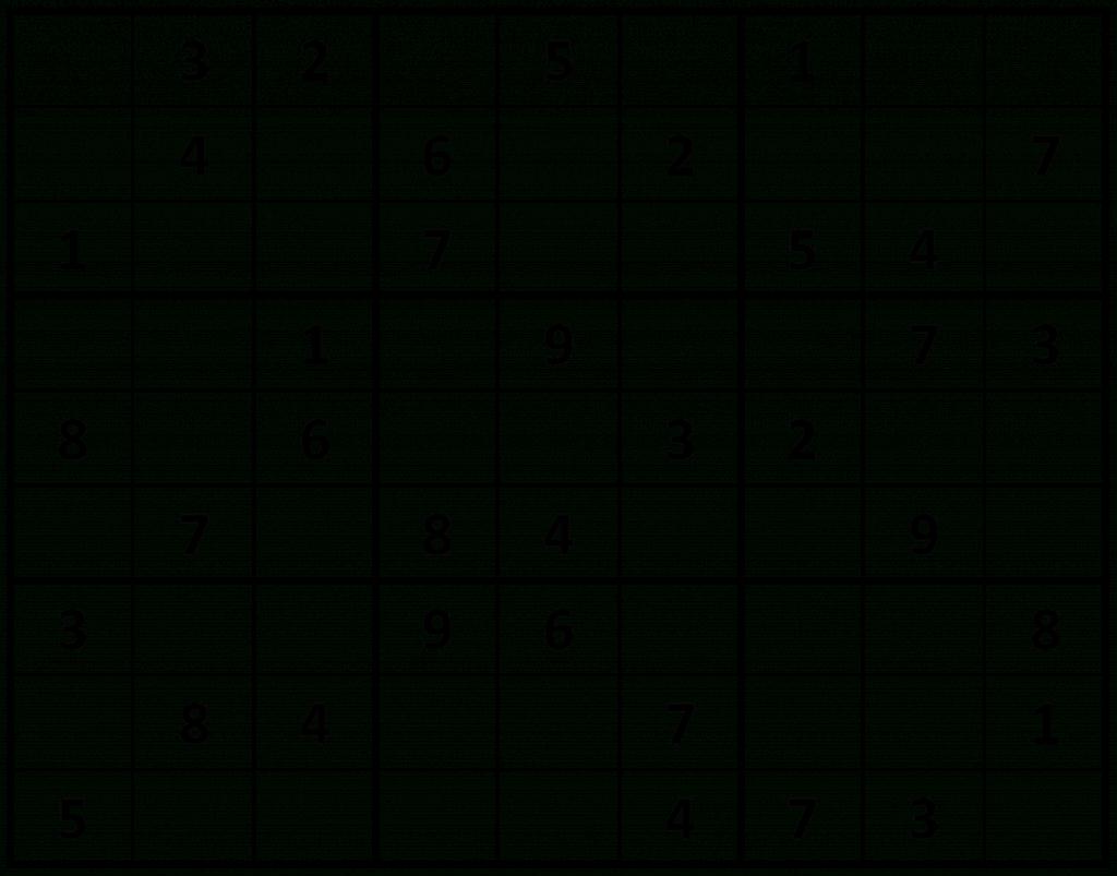 Printable Sudoku | Printable Sudoku Rules