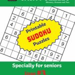 Printable Sudoku Puzzles. Issue #3Jaja Books   Issuu | Printable Sudoku Memory