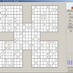 Samurai Sudoku Free Download | Sudoku 9981 Printable