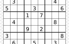 Slitherlink Jigsaw Puzzles Web Sudoku – Others Png Download – 1000 | Printable Web Sudoku