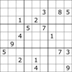 Solving Sudoku Using A Simple Search Algorithm – George Seif – Medium   Printable Sudoku Easy 2X2