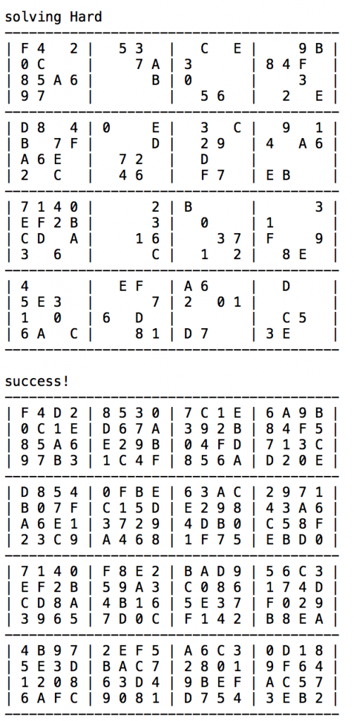 Sudoku 16X16 Print | Www.topsimages | Printable Hexadecimal Sudoku