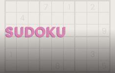 Printable Sudoku For Ks2