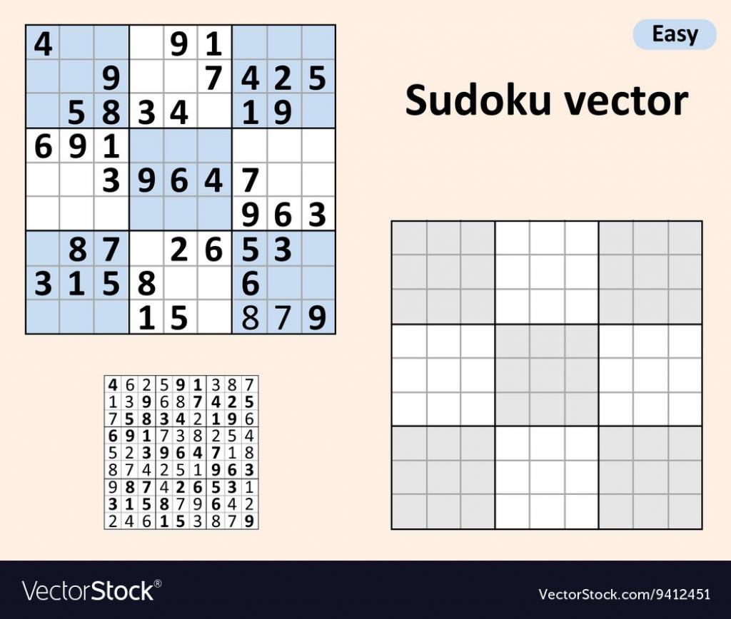 Sudoku Frame Blank - Under.bergdorfbib.co | Printable Sum Sudoku Puzzles
