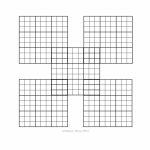 Sudoku Grid Template. Blank Sudoku Template Quotes. Blank Sudoku | Printable Giant Sudoku