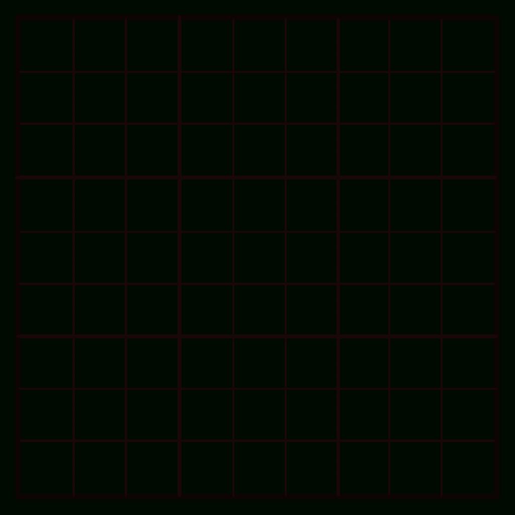 Sudoku Grid - Under.bergdorfbib.co | Sudoku Printable Empty