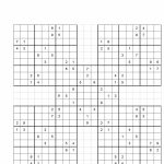 Sudoku Grids   Under.bergdorfbib.co | Printable Mega Sudoku 16X16