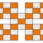 Sudoku High Fives Printable | Kiddo Shelter | Printable Alphabet Sudoku