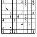 Sudoku Instant Download Printable Puzzle | Etsy | Printable Sudoku 2 Per Page Mild