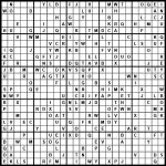 Sudoku Letters And Numbers Printable | Letterjdi | Printable Sudoku With Letters And Numbers