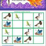 Sudoku Like Picture Puzzles – Vertebrates Theme 4X4 6X6 8X8 And 9X9 | Printable Sudoku 8X8