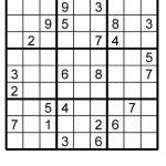 Sudoku Printable Puzzle | Etsy | Printable Mixed Sudoku