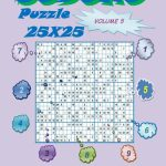 Sudoku Puzzle 25X25, Volume 5 Ebookyobitech Consulting | Printable Sudoku 25X25 Numbers