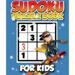 Sudoku Puzzle Books For Kids Pdf   Nancy Dyer   180 Sudoku Puzzles | Printable Sudoku Books Pdf