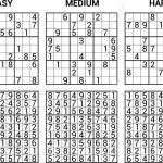 Sudoku Puzzle Game With Answers Vector Illustration Royalty Free | Free Printable Sudoku Games With Answers