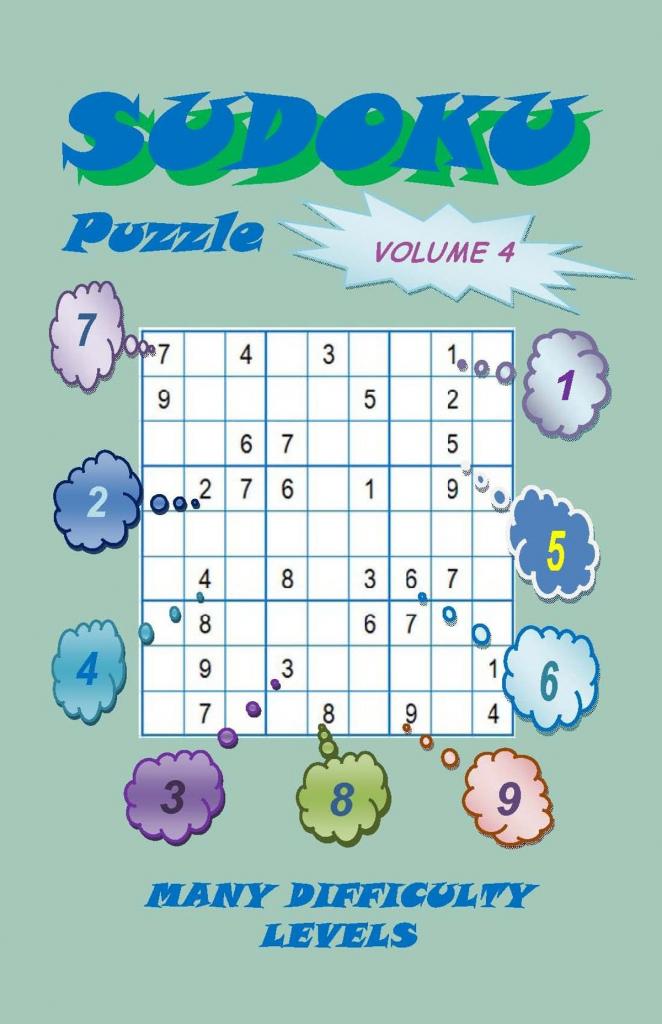 Sudoku Puzzle, Volume 4 Ebookyobitech Consulting - 9780982735879 | Printable Sudoku 25X25 Puzzles
