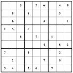 Sudoku Puzzles | Free Sudoku Puzzles | Page 2 | Printable Sudoku Grids 2 Per Page