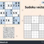 Sudoku Templates   Canas.bergdorfbib.co | Printable Sudoku 6 Per Page Hard