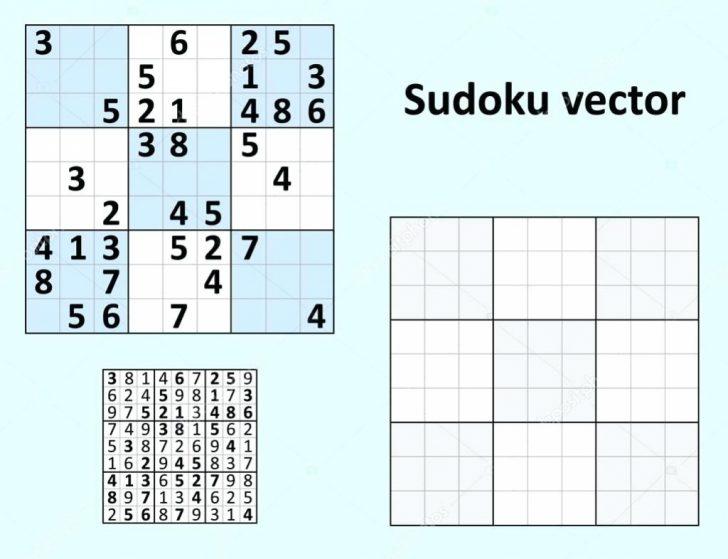Sudoku Printable Para Imprimir Gratis