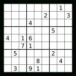 Suduku Puzzle   Canas.bergdorfbib.co | Printable Sudoku Paper