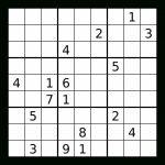Suduku Puzzle   Canas.bergdorfbib.co | Printable Sudoku With Candidates