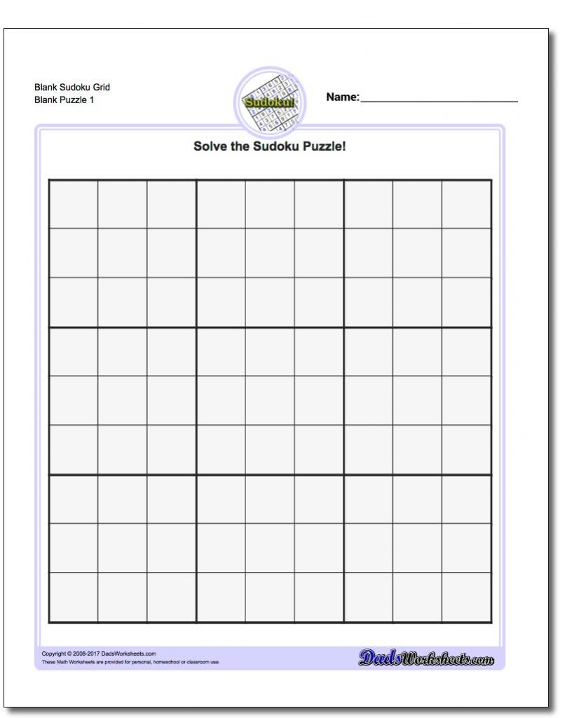 Template: Printable Sudoku Grids. Printable Sudoku Grids | Printable Blank Sudoku Forms