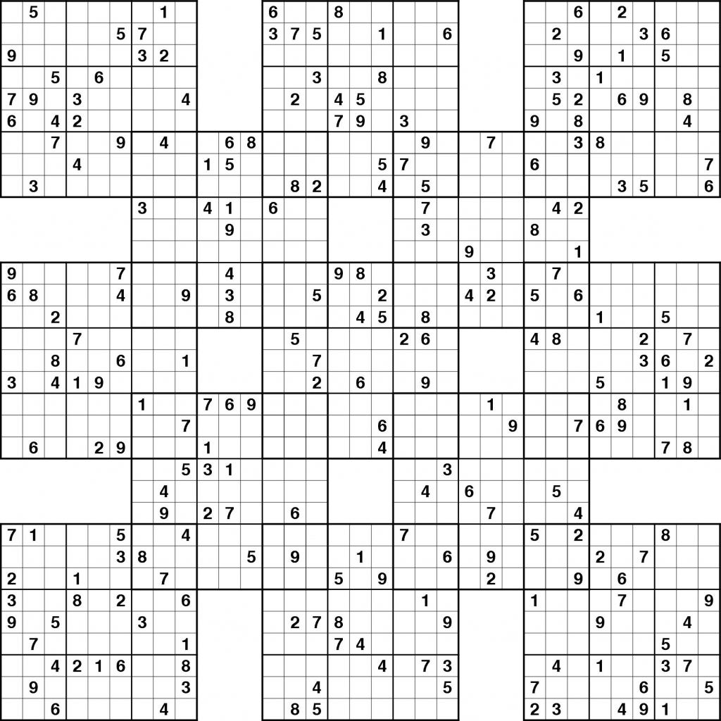 Template: Printable Sudoku Grids. Printable Sudoku Grids | Printable Sudoku 16