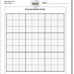 Template: Printable Sudoku Grids. Printable Sudoku Grids | Printable Sudoku Template