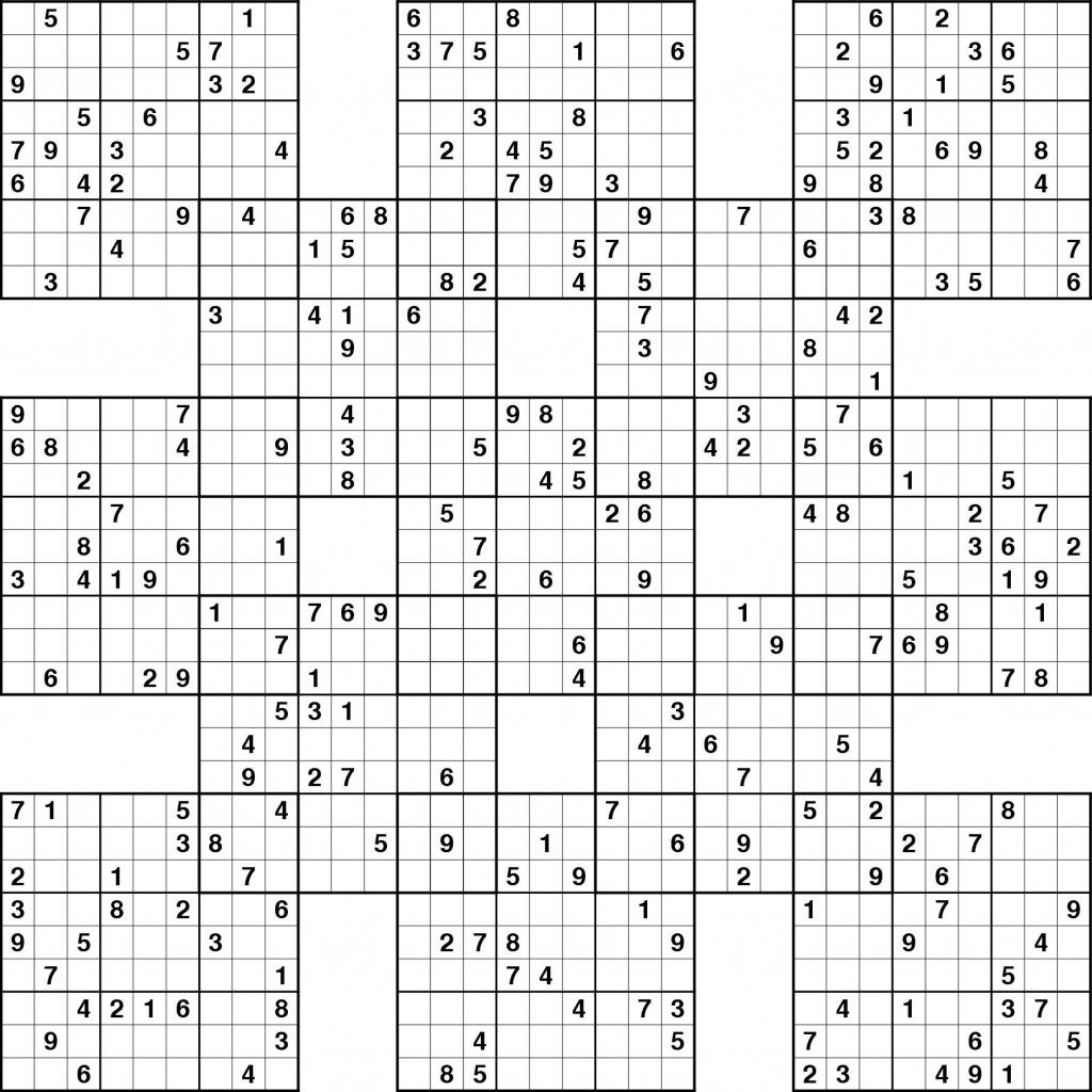Template: Printable Sudoku Grids. Printable Sudoku Grids | Printable Sudoku